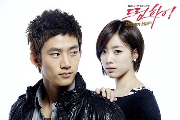 "Taecyeon de 2PM y Ham Eun Jung de T-ara tienen una reunión ""Dream High"""