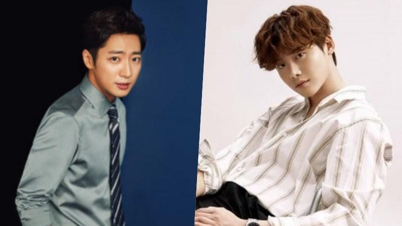 """Las co-estrellas de """"While You Were Sleeping"""", Lee Sang Yeob y Lee Jong Suk, se reunirán en un nuevo drama"""