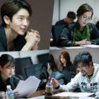Lee Joon Gi y Seo Ye Ji, entre otros, participan en la lectura de guion del próximo drama de tvN