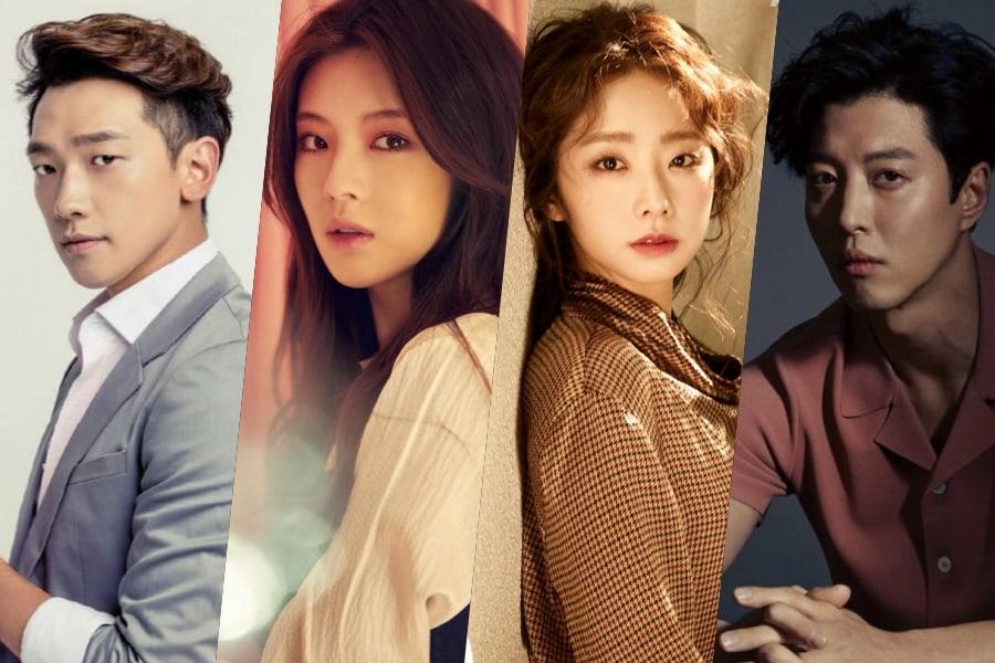 Lee Sun Bin e Im Hwa Young se unen a Rain y Lee Dong Gun en el nuevo drama de acción de JTBC