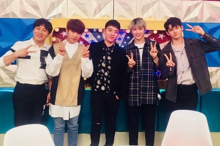 """Seungri de BIGBANG y Wanna One generan el mayor número de comentarios con """"Radio Star"""""""
