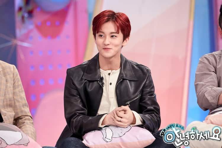 """Mark de NCT sorprende a los presentadores de """"Hello Counselor"""" con sus preocupaciones"""
