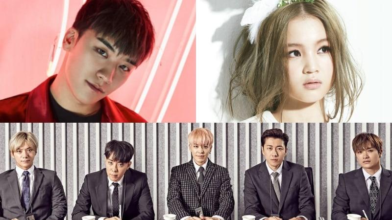 Yang Hyun Suk comparte actualización sobre los planes de regreso para Seungri, Lee Hi y SECHSKIES