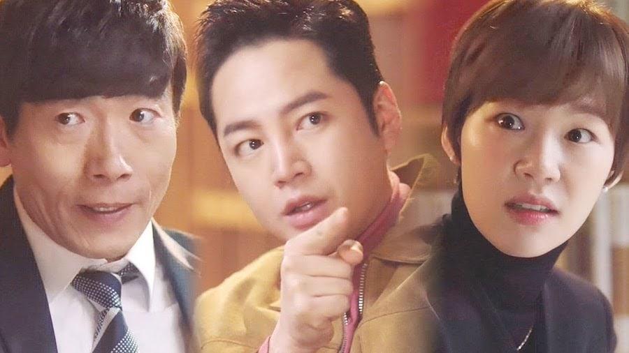 """El drama """"Switch"""" de Jang Geun Suk y Han Ye Ri se estrena en el primer lugar de su franja horaria"""