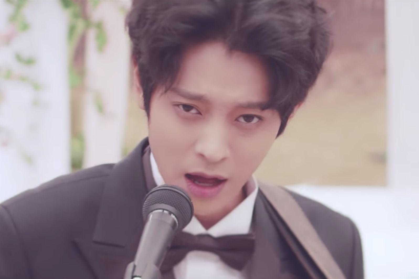 """Jung Joon Young presenta su """"Fiancée"""" en un dulce MV de regreso"""