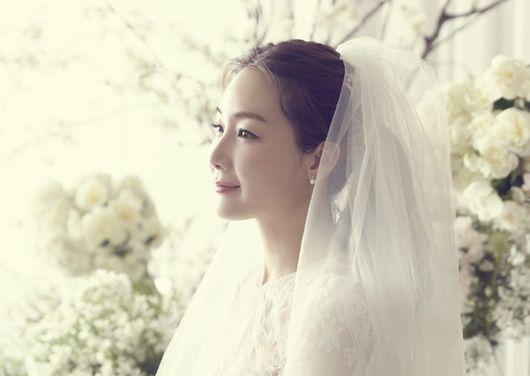 Choi Ji Woo comparte hermosas fotos nupciales después de su boda