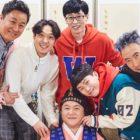 """El elenco de """"Infinite Challenge"""" expresa tristeza y agradece a los fans en fiesta de despedida"""