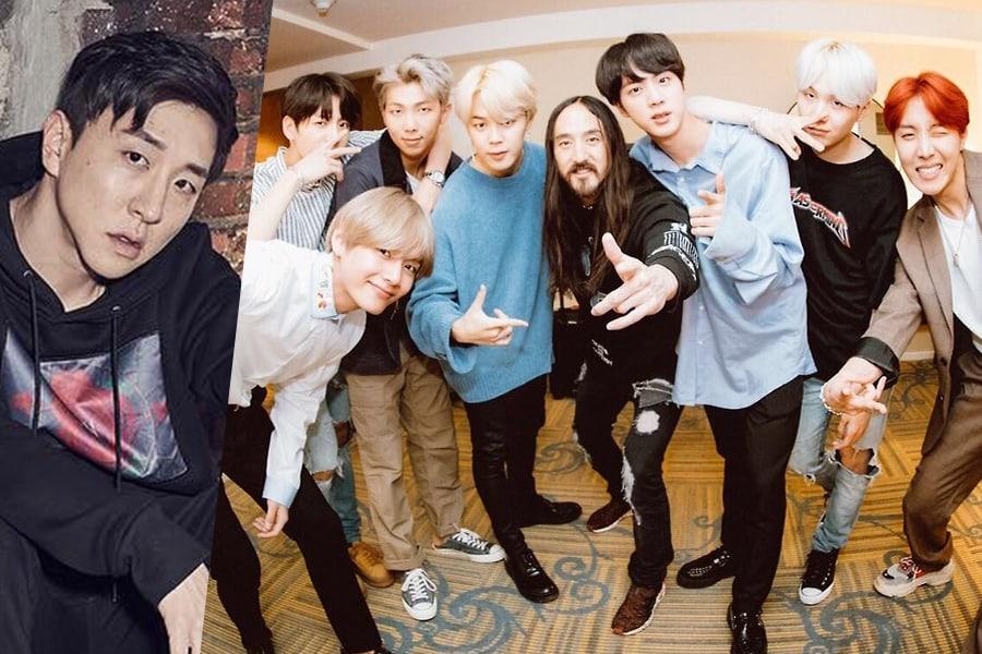 """Flowsik comparte su experiencia de colaborar con BTS en las letras para el remix de """"MIC Drop"""""""