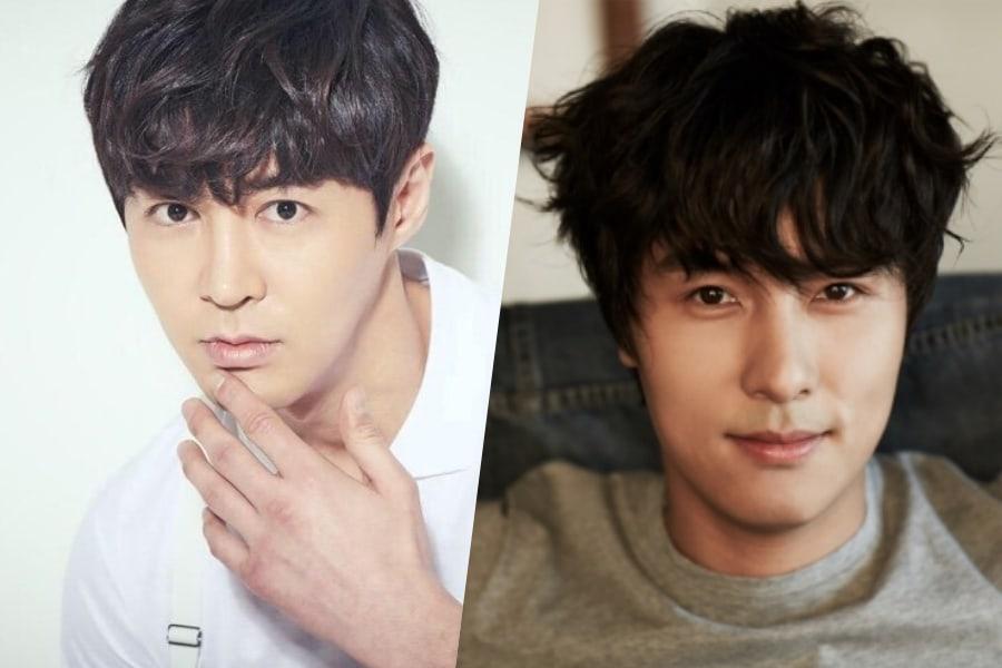 Jun Jin de Shinhwa se une a la agencia de su compañero de grupo Kim Dong Wan