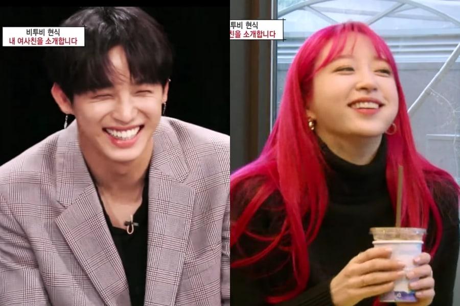 Hyunsik de BTOB y Hani de EXID revelan cómo se convirtieron en amigos