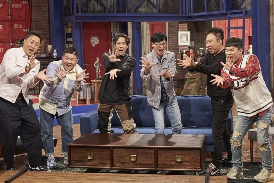 """Los miembros de """"Infinite Challenge"""" dicen sus palabras de despedida en el próximo final de temporada"""