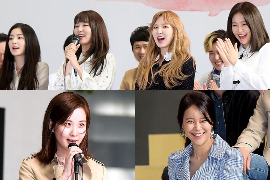 Seohyun, Red Velvet y más, comparten comentarios antes de viajar a Corea del Norte
