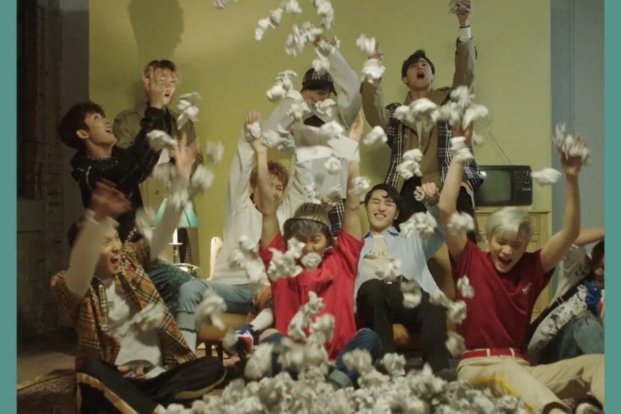 """[Actualizado] Los chicos de PENTAGON se vuelven divertidos en nuevo video-teaser para """"Shine"""""""