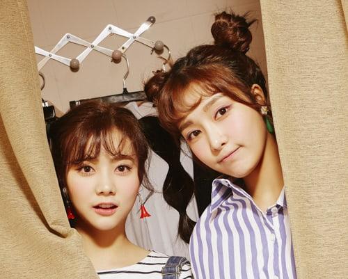 Eunchae y Jenny de DIA hablan de celebridades que les interesan, modelos a seguir y más