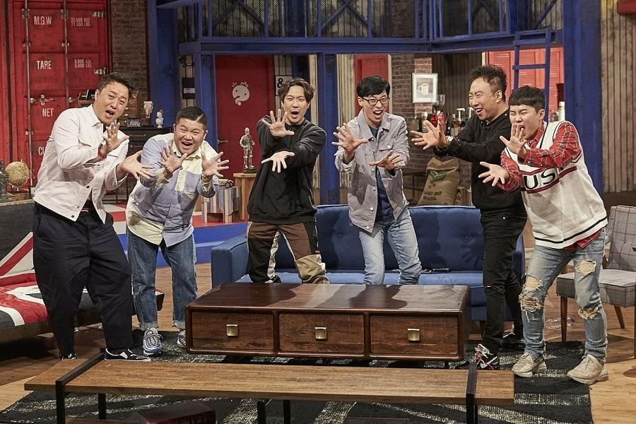 """El reparto de """"Infinite Challenge"""" se despide del programa después de 13 años"""
