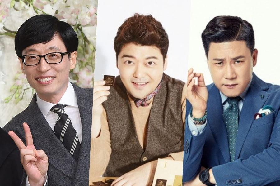 Se revela ranking de reputación de marca de estrellas de variedades para el mes de abril