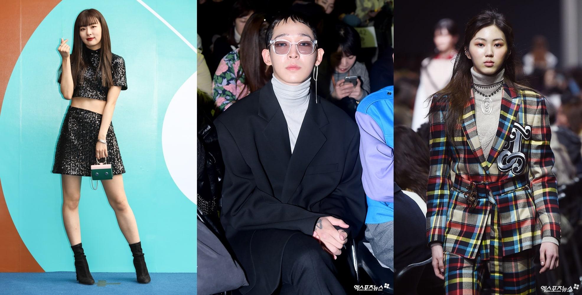 """Lo clásico se combina con lo contemporáneo: Tendencias que estrellas coreanas usaron durante """"HERA Seoul Fashion Week F/W 2018"""""""