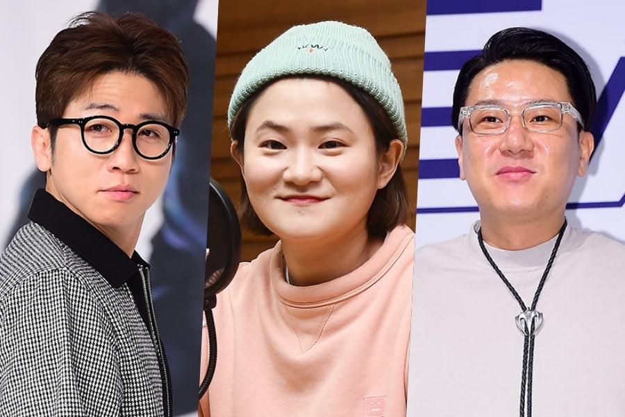"""El primer episodio de """"Weekly Idol"""" con sus nuevos MCs tendrá una impresionante lista de ídolos invitados"""