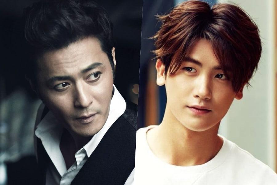 """Jang Dong Gun habla sobre su química con su compañero en """"Suits"""", Park Hyung Sik"""
