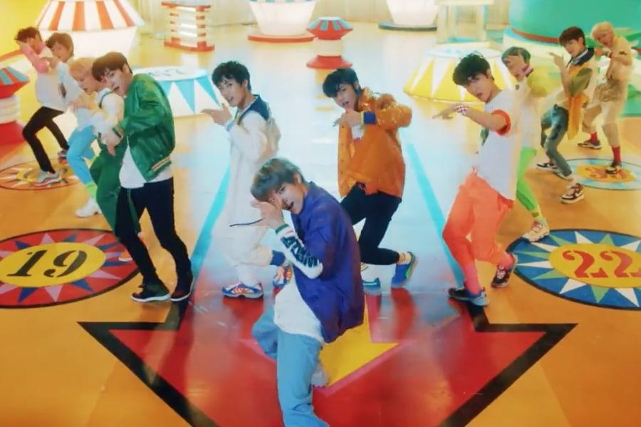 """The Boyz hace su primer comeback con el MV de """"Giddy Up"""""""