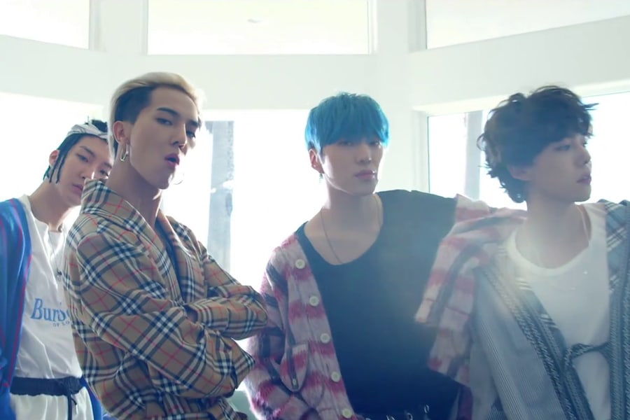 """WINNER quiere estar contigo """"Everyday"""" en su MV de comeback"""