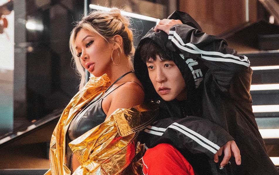 """Flowsik y Jessi excelentes y sexys en el nuevo MV para """"Wet"""""""