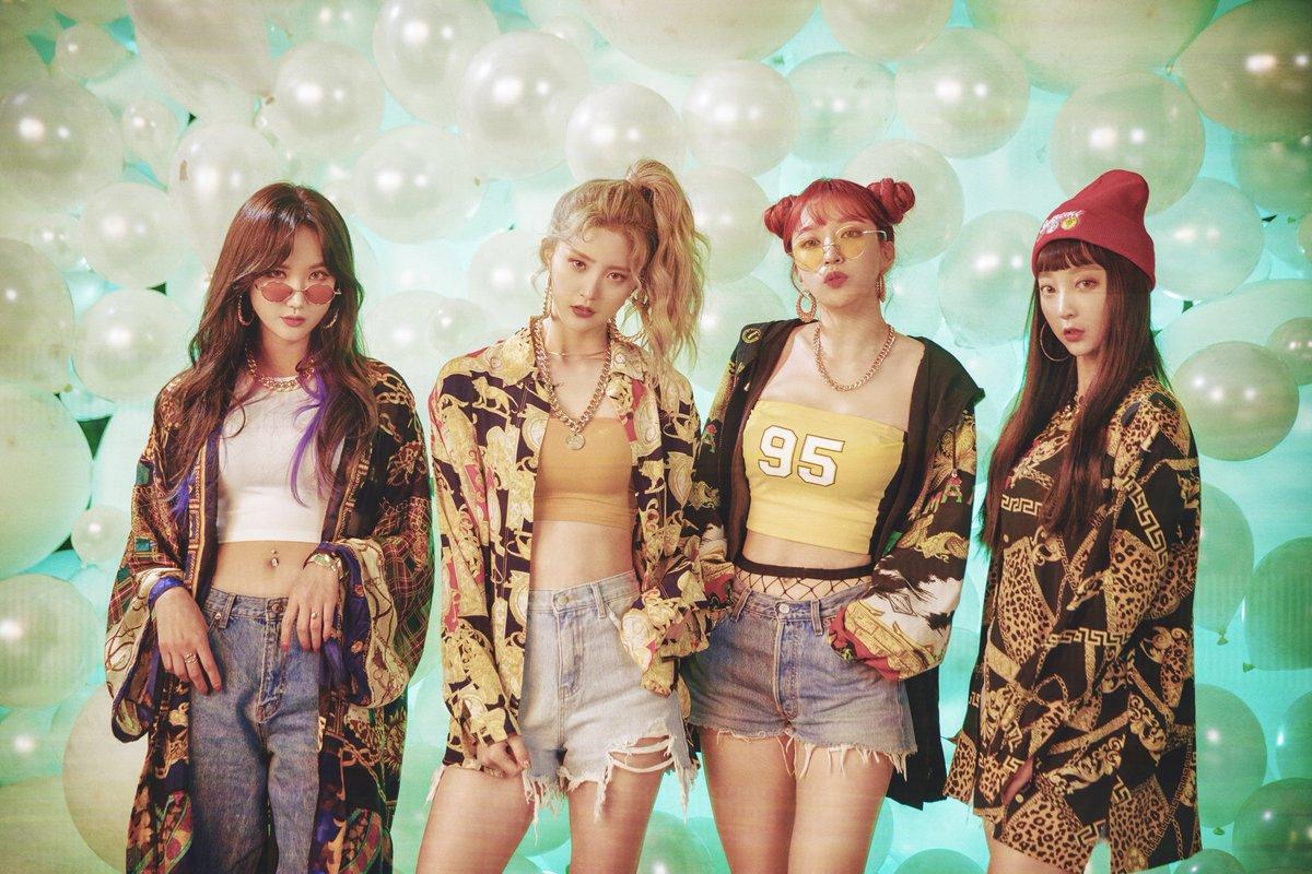 """EXID será el primer grupo invitado en la nueva temporada de """"Weekly Idol"""""""