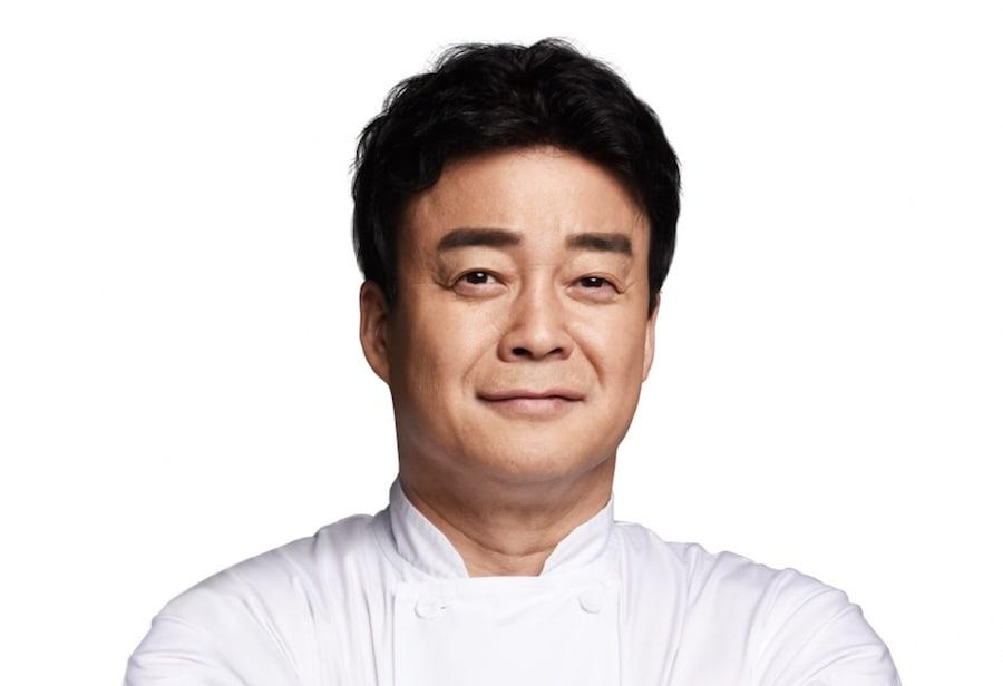 Baek Jong Won conducirá nuevo programa de variedades y comida de tvN