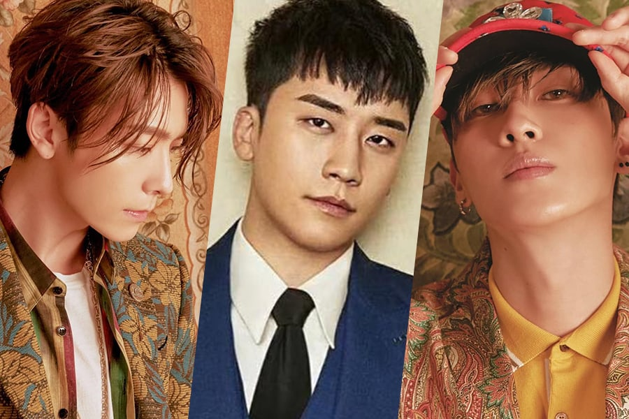 "Donghae y Eunhyuk de Super Junior se unen a Seungri en Rusia para ""Let's Eat Dinner Together"""