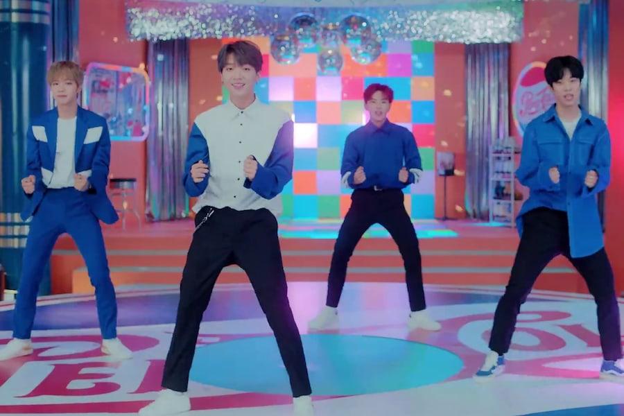 """MXM, Jeong Sewoon y Lee Gwang Hyun lanzan el MV de """"Love It Live It"""" para el proyecto de grupo YDPP"""