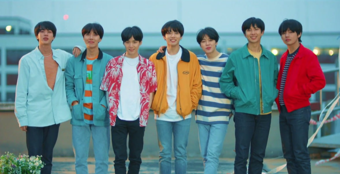 "BTS deslumbra con impactante video ""Euphoria"" de la serie ""Love Yourself"""