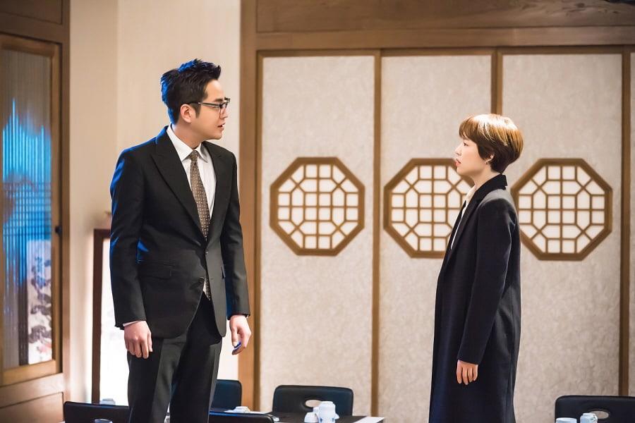 "Han Ye Ri sorprende a Jang Geun Suk con un abrazo ""Switch"""