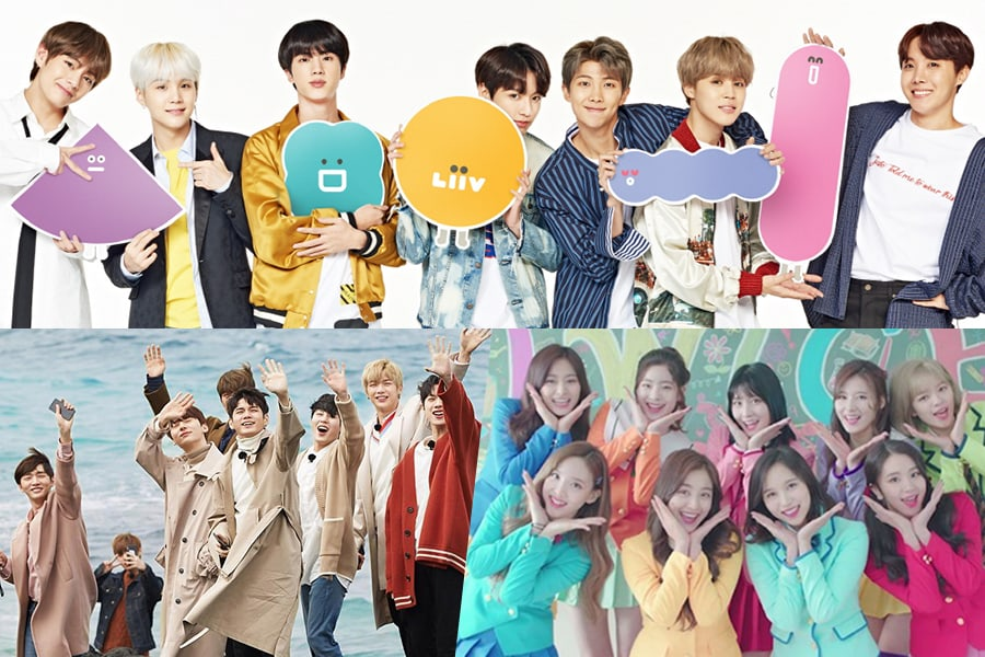 Forbes Korea anuncia las 40 celebridades más poderosas del 2018