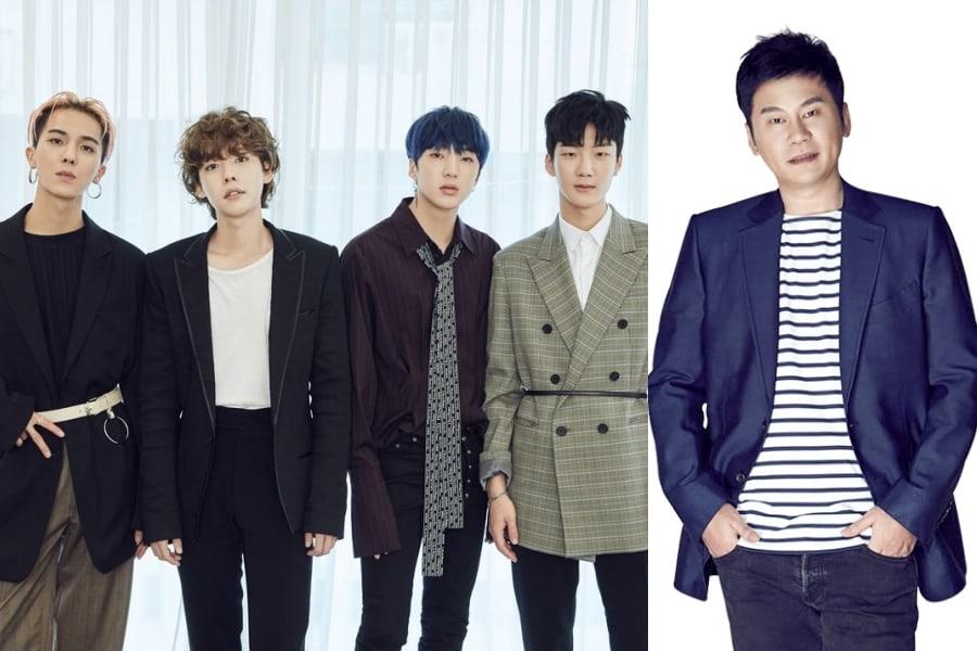 Los chicos de WINNER comparten cómo se sienten ante la promoción en redes sociales de Yang Hyun Suk