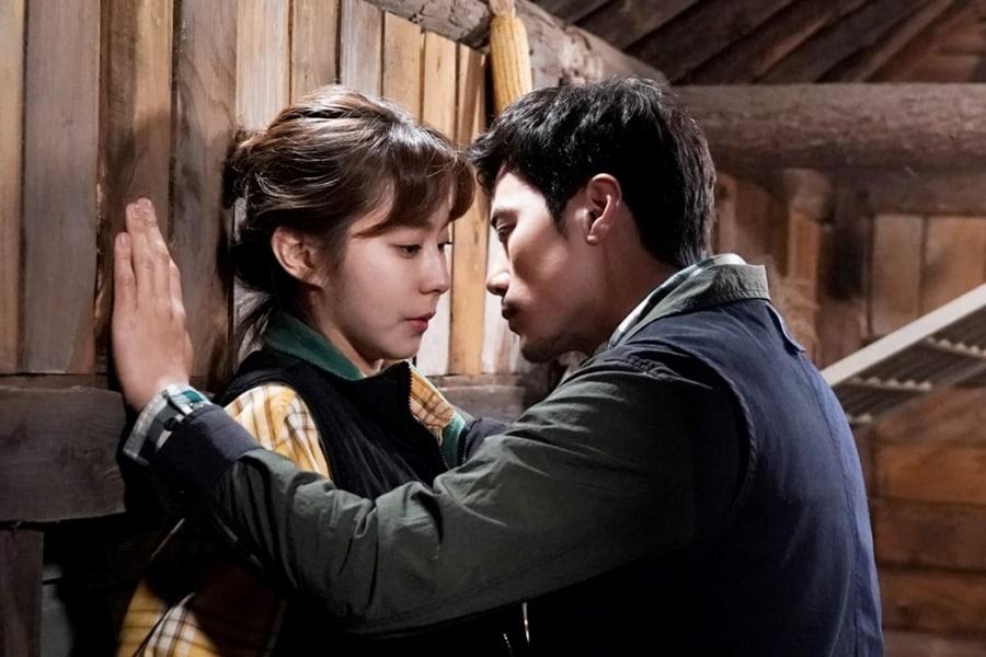 "El romance de UEE y Kim Kang Woo finalmente se calienta en ""My Husband, Mr. Oh!"""