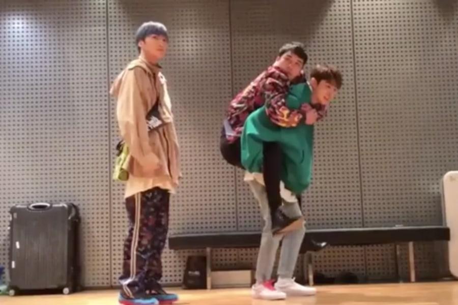 "Kang Seung Yoon, Seungri y B.I se juntan para un hilarante clip para promocionar ""Everyday"""