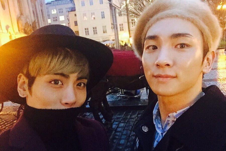 Key de SHINee le desea un feliz cumpleaños a Jonghyun con un dulce mensaje