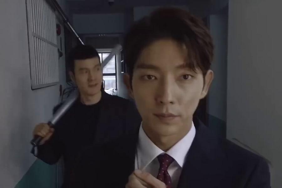 """El caos continúa en la preview del nuevo drama de acción """"Lawless Lawyer"""""""