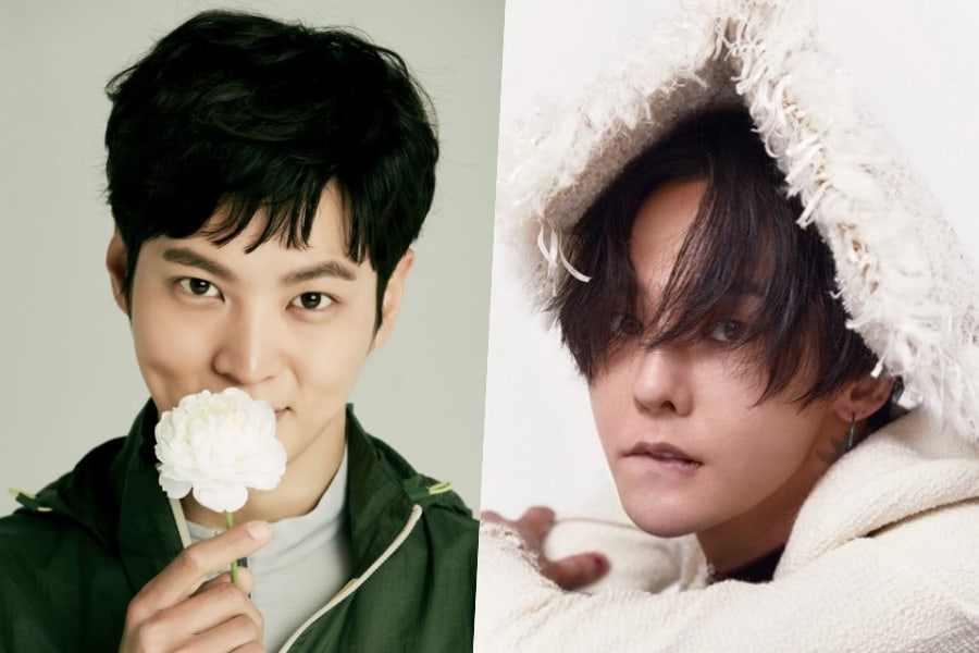 Joo Won elogia a G-Dragon de BIGBANG por su actitud trabajadora como su instructor del ejército