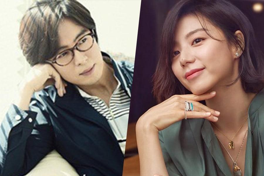 Bae Yong Joon y Park Soo Jin le dan la bienvenida a la familia a su 2º hijo