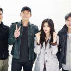 Rain y Lee Dong Gun realizan la primera lectura de guion de próximo drama