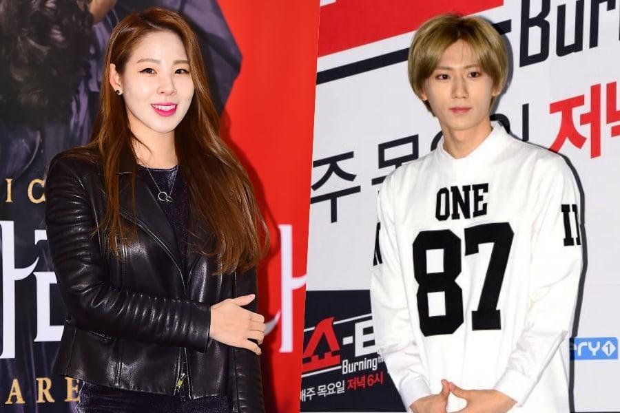 Shin Soo Ji cuenta la historia detrás de la rápida confirmación de las noticias de su relación con Jang Hyunseung