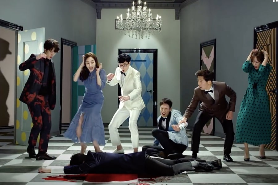 Sehun de EXO, Lee Kwang Soo, Yoo Jae Suk y más se transforman en detectives en la preview del nuevo programa de Netflix