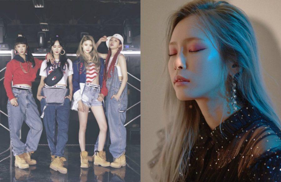 Heize y EXID se unen a Wanna One para el KCON 2018 en Nueva York
