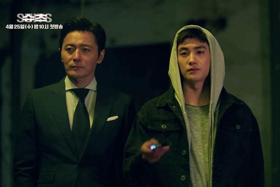 """Jang Dong Gun y Park Hyung Sik deciden su propio destino en nuevo teaser para """"Suits"""""""