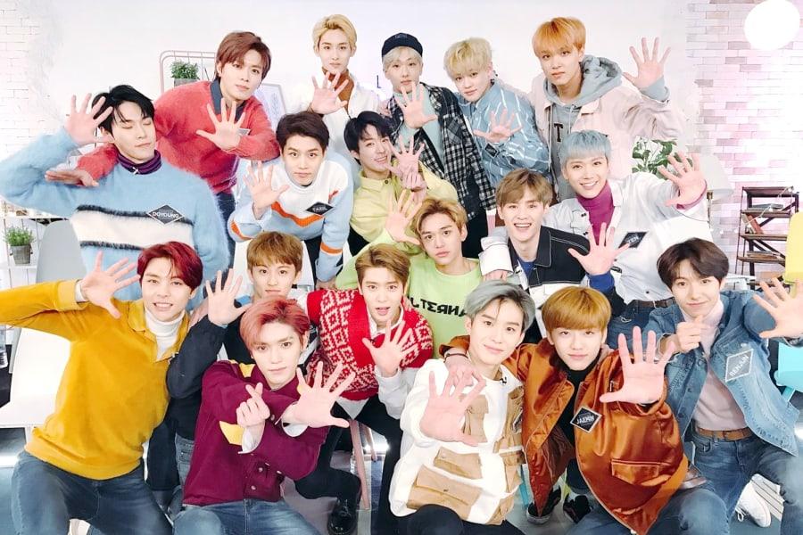 Grupo NCT. Fuente: Soompi.