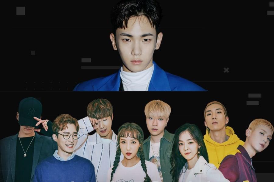 """Key de SHINee presenta a 8 talentosos músicos en teaser para """"Breakers"""" de Mnet"""