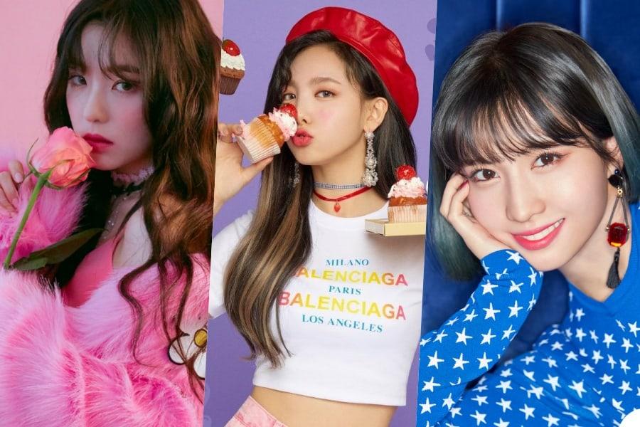 Se revela el ranking de reputación de marca para integrantes individuales de grupos femeninos para el mes de abril