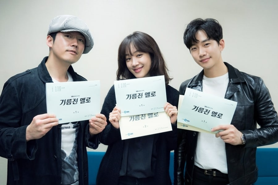 Junho de 2PM, Jang Hyuk, Jung Ryeo Won y más asisten a la lectura de guion de nuevo drama comedia-romántico