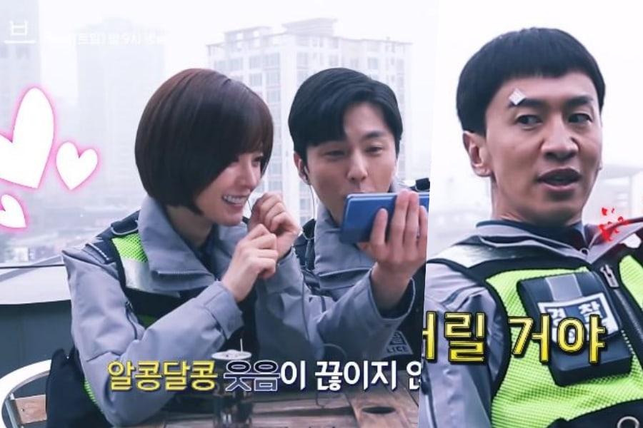 """Lee Kwang Soo es una tercera rueda solitaria en vídeo detrás de cámaras para """"Live"""""""